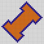 Alpha pattern #52709