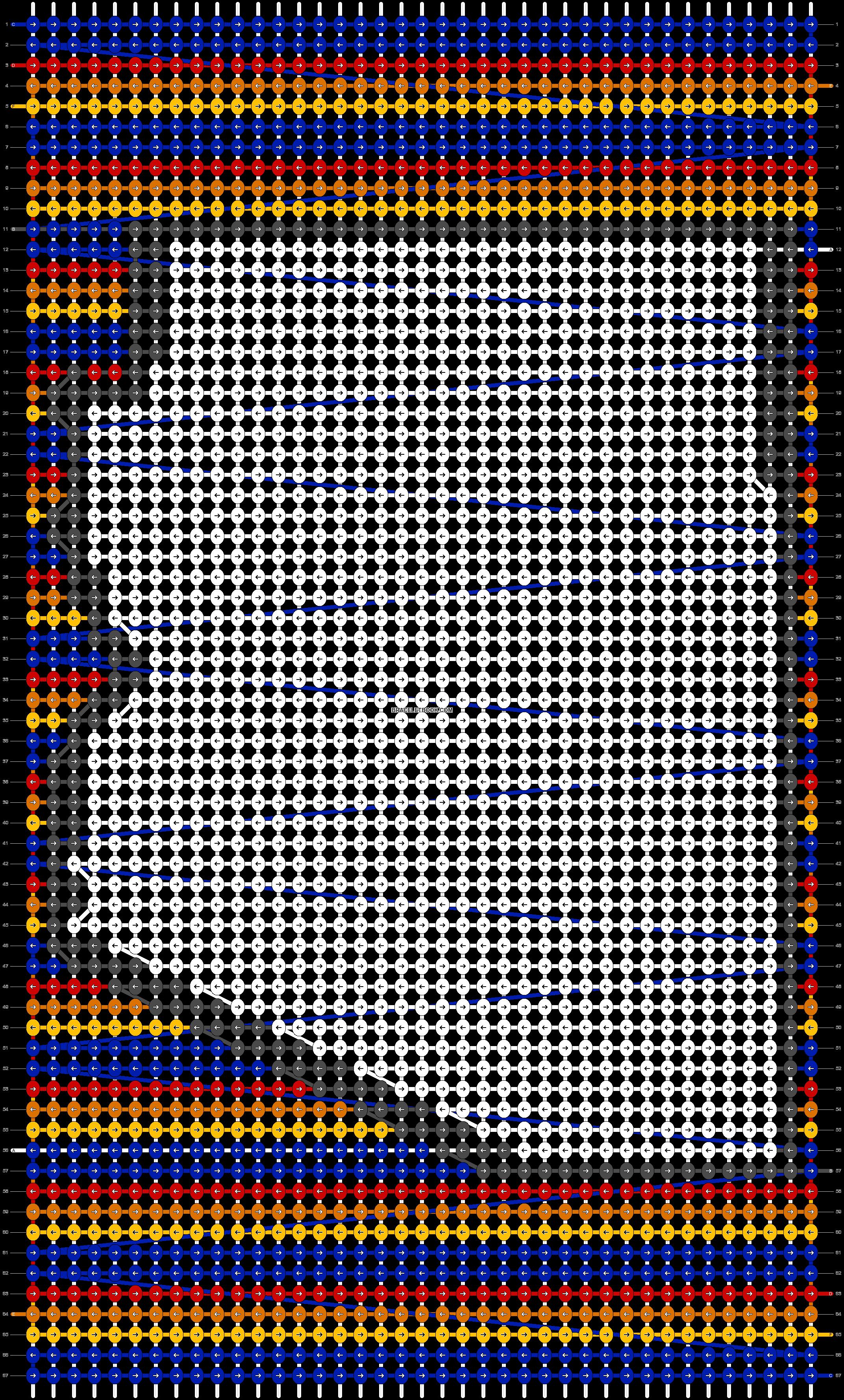 Alpha pattern #52712 pattern
