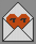 Alpha pattern #52714