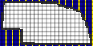 Alpha pattern #52715