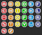 Alpha pattern #52721
