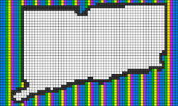 Alpha pattern #52744
