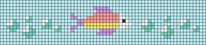 Alpha pattern #52746