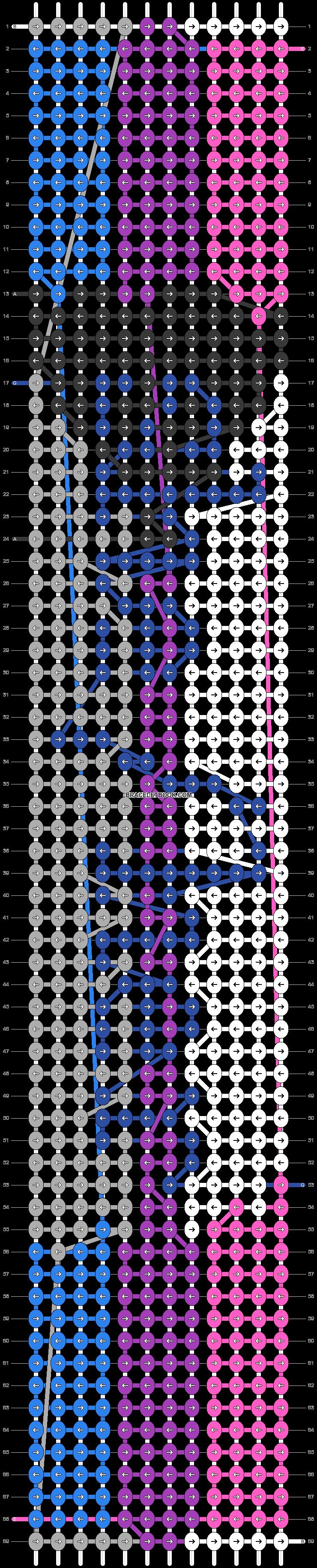 Alpha pattern #52749 pattern