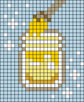 Alpha pattern #52751