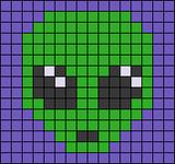 Alpha pattern #52752