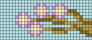 Alpha pattern #52754