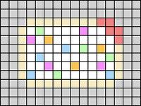 Alpha pattern #52755