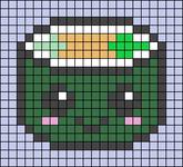 Alpha pattern #52756