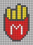 Alpha pattern #52763