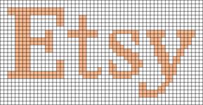 Alpha pattern #52769