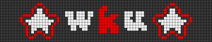 Alpha pattern #52773