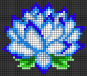 Alpha pattern #52775