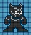 Alpha pattern #52776