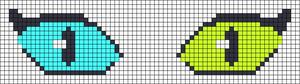 Alpha pattern #52797