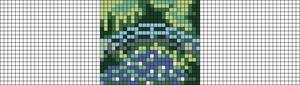 Alpha pattern #52821