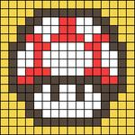 Alpha pattern #52830