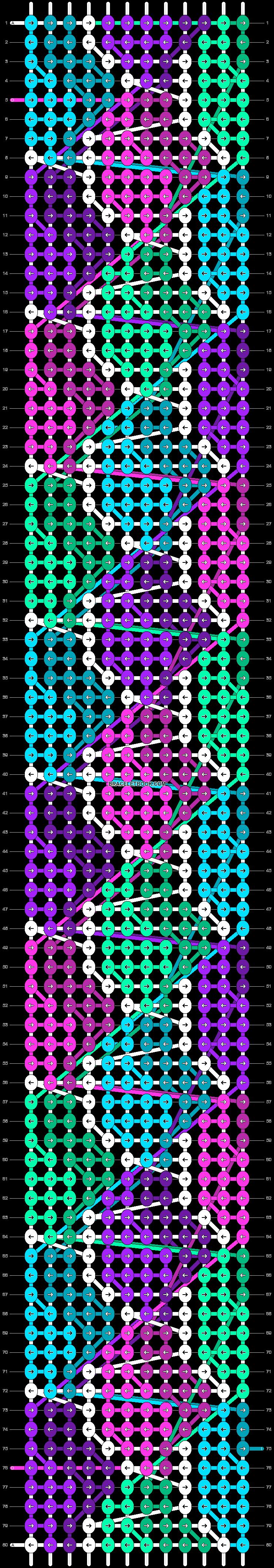 Alpha pattern #52832 pattern