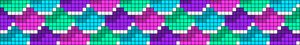 Alpha pattern #52832