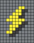 Alpha pattern #52837