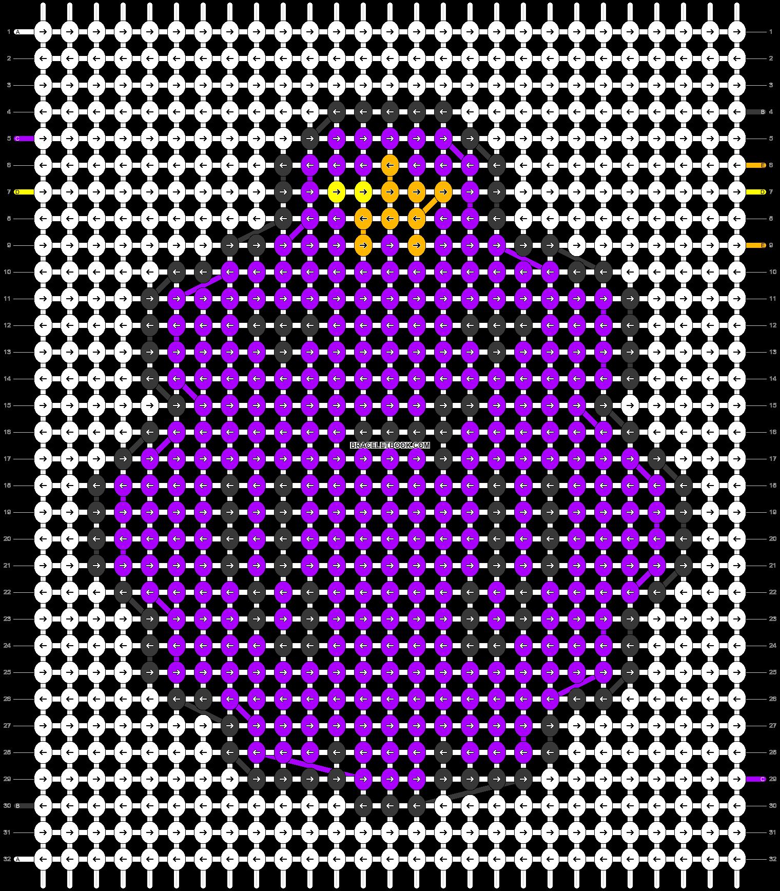 Alpha pattern #52879 pattern