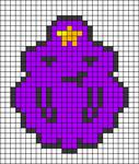 Alpha pattern #52879