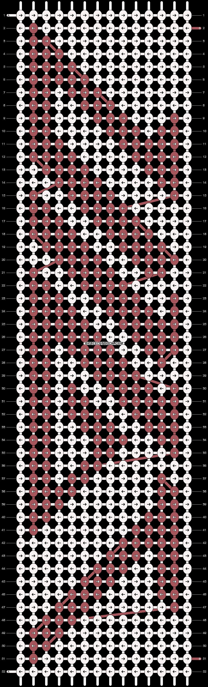 Alpha pattern #52889 pattern