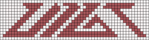 Alpha pattern #52889