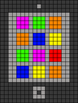 Alpha pattern #52911