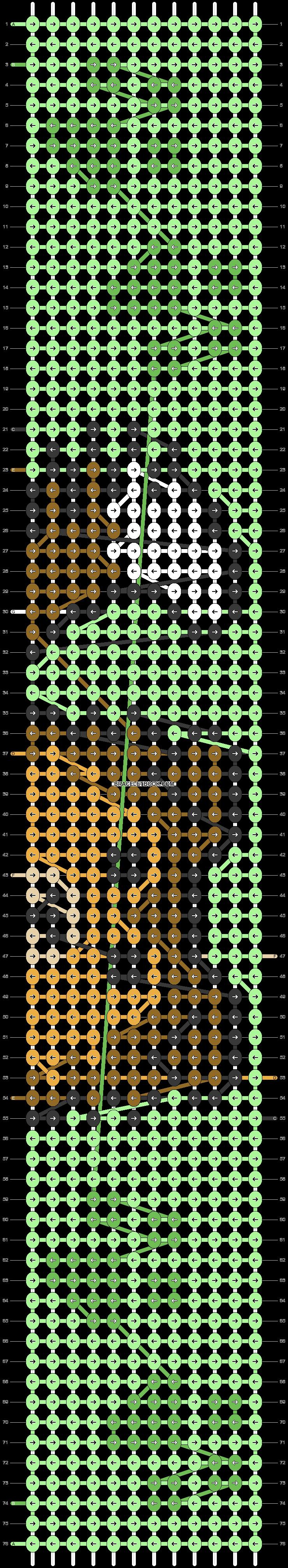 Alpha pattern #52927 pattern