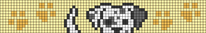 Alpha pattern #52928