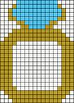 Alpha pattern #52945