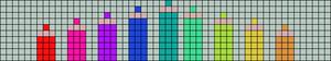 Alpha pattern #52949
