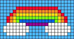 Alpha pattern #52962