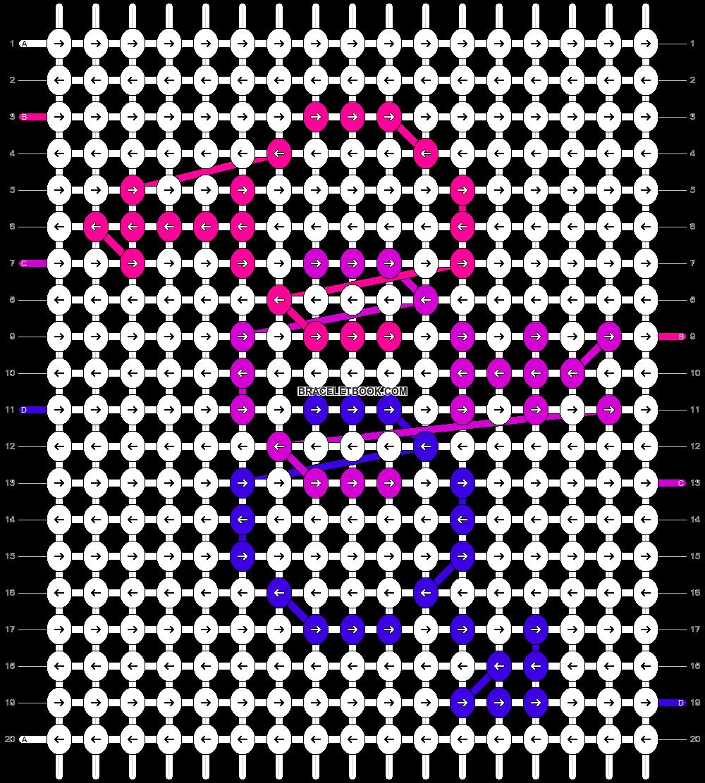 Alpha pattern #52965 pattern