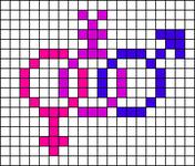 Alpha pattern #52965