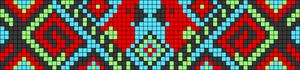 Alpha pattern #52974