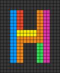 Alpha pattern #52980