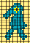 Alpha pattern #52982