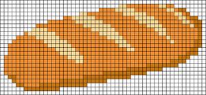 Alpha pattern #52985