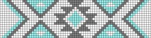 Alpha pattern #52991