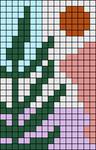 Alpha pattern #53003