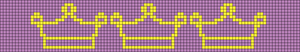 Alpha pattern #53005