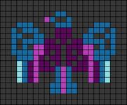Alpha pattern #53011