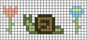 Alpha pattern #53033
