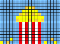 Alpha pattern #53038