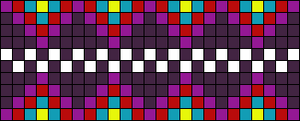 Alpha pattern #53040