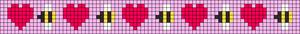 Alpha pattern #53041