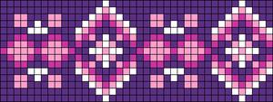 Alpha pattern #53073