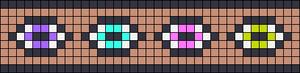 Alpha pattern #53076